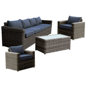 WICKER RATTAN SET N7