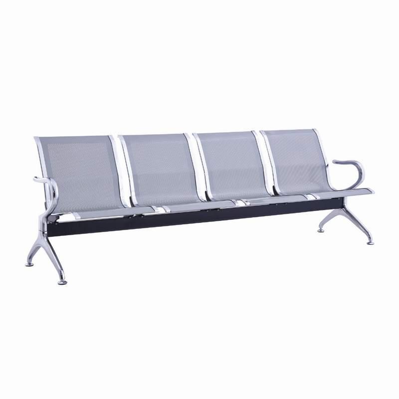 Καθίσματα υποδοχής 4θ γκρί